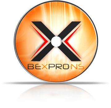 Bexprins CD/DVD
